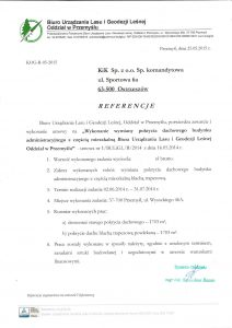 Referencje Przemysl