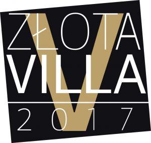 Złota Villa logo 2017